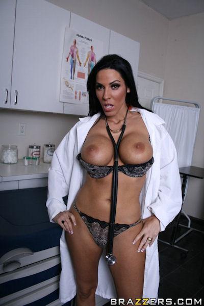 A busty brunette pornstar getting ass fucked hard 3